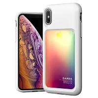 Чехол VRS Design Damda High Pro Shield для iPhone X/XS Orange Purple