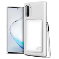 Чехол VRS Design Damda High Pro Shield для Galaxy Note 10 Cream White