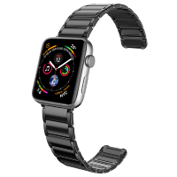 Браслет X-Doria Classic для Apple Watch 38/40 мм Чёрный