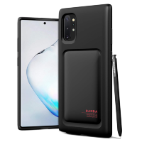 Чехол VRS Design Damda High Pro Shield для Galaxy Note 10 Plus Matt Black